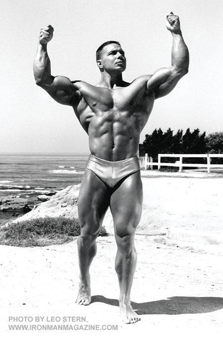 Autors: Stallion Great Old School Bodybuilding