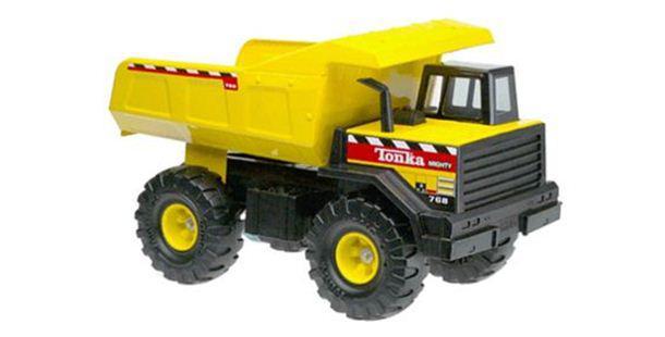 Tonka kravas auto Autors: GanjaGod Visu laiku labākās rotaļlietas