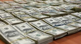 Pasaulē kopā ir 75 triljoni... Autors: Fosilija Fakti par un ap naudu