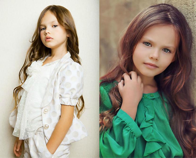 Diana Pentovich Autors: VinnijsPūks00 Pasaulē skaistākie bērni.