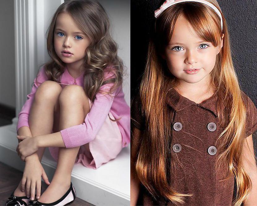 Kristine PimenovaScaronī ir... Autors: VinnijsPūks00 Pasaulē skaistākie bērni.