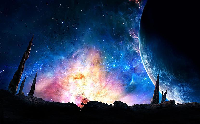 Visuma siltā bojāejaScaronī... Autors: FrozenSky Zinātnes pasaule