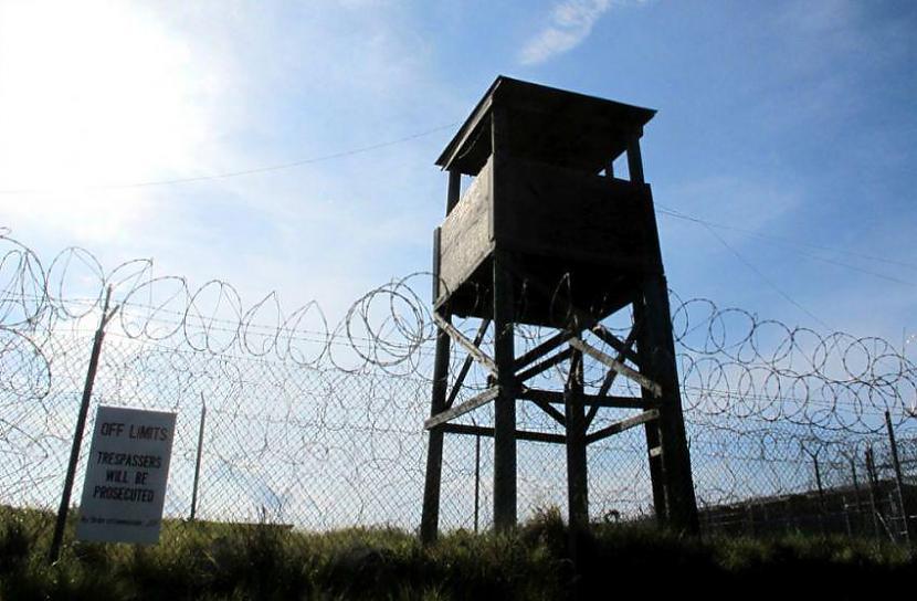 Cietuma teritorija ir... Autors: msi11 Gvantanamo teroristu cietums