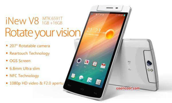 """Inew V8MTK6591 ir viedtālrunis... Autors: ResnaisPiiraadzins Viedtālruņi kas """"Pārsit"""" Samsung"""