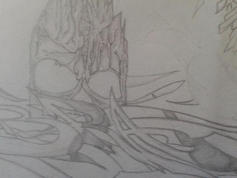 tad vienu laiku vispār... Autors: igonuts mani zīmējumi.