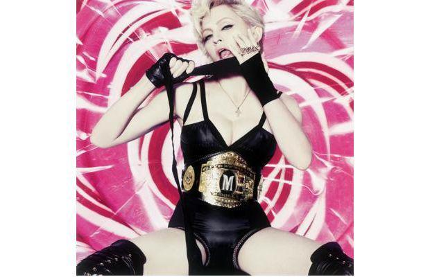 Madonna nbspHard Candy Autors: lolypapgirl Atkailinātākie albumu vai singlu vāki