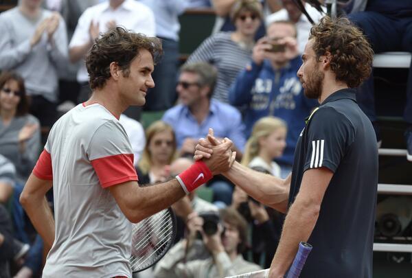 Roland Garros turnira kas... Autors: rudolfstespele Ernests Gulbis