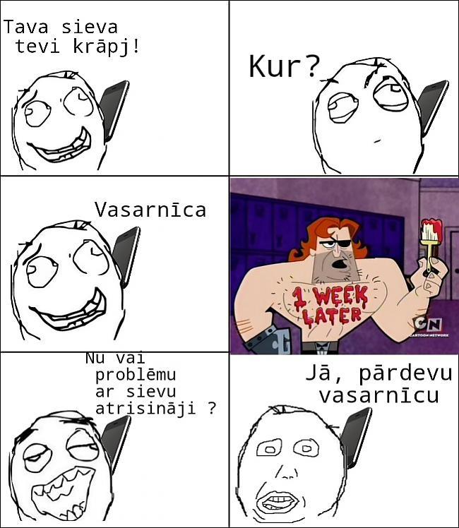 Autors: VaperinO Paštaisīti komiksi 2