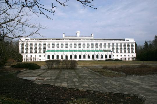 Uzcelta 1936gadā  arhitekts E ... Autors: Nalto Ķemeru Sanatorija .