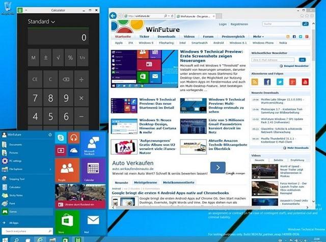 Bez tam zināms ka Microsoft... Autors: vodkam Microsoft: Windows 9 būs bez maksas.