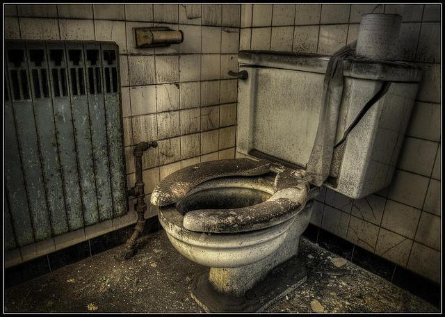 Scarono visu atceroties viņa... Autors: MONTANNA Šī sieviete palika stāvoklī pēc tualetes apmeklējuma