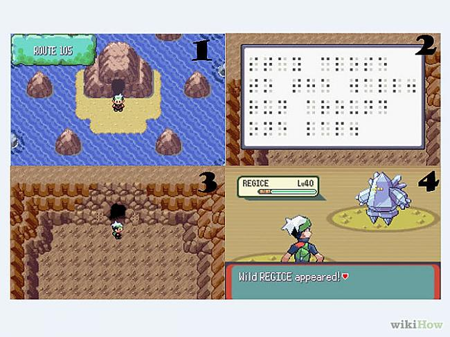 Braila raksts pokemonu... Autors: Werkis2 Grūtākie un bezjēdzīgakie uzdevumi, jeb mīklas (puzzles) videospēlēs.