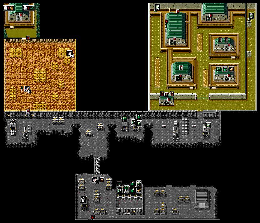 NES  Metal Gear 2 Solid Snake ... Autors: Werkis2 Grūtākie un bezjēdzīgakie uzdevumi, jeb mīklas (puzzles) videospēlēs.