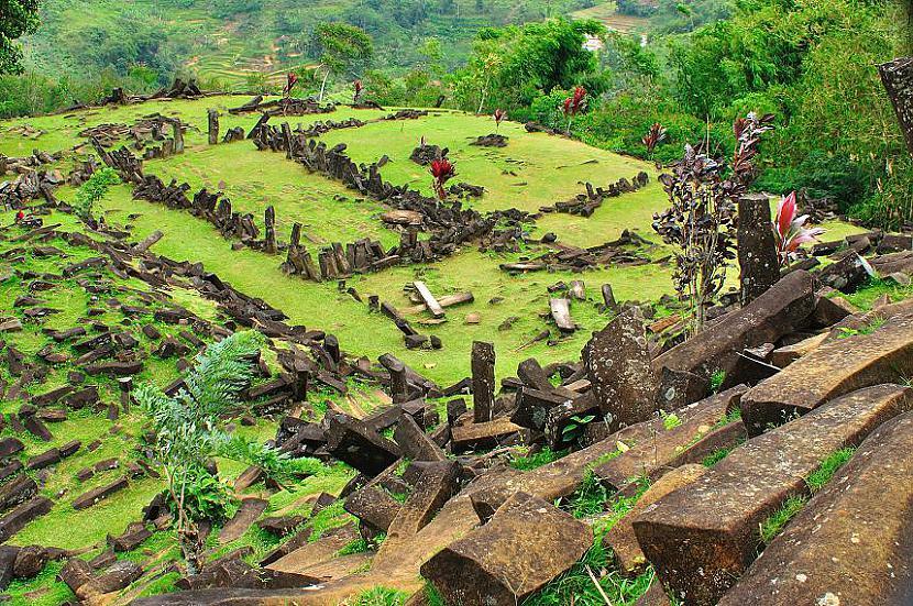 Scaronī vieta arheologiem ir... Autors: komunists Atklāta 26 000 gadus veca piramīda