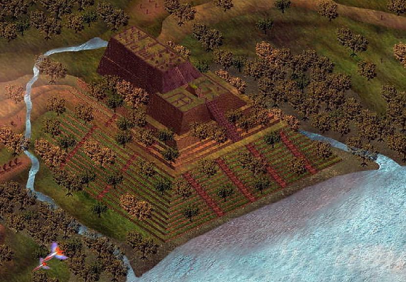 nbspScaronie un vēl daudzi... Autors: komunists Atklāta 26 000 gadus veca piramīda