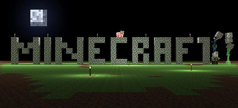 Minecraft Spēle kurai spokos... Autors: Fosilija Manas datorspēles