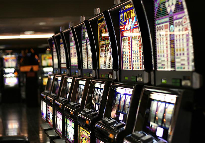 Azartspēles - Patiesība par spēļu automātiem - Spoki