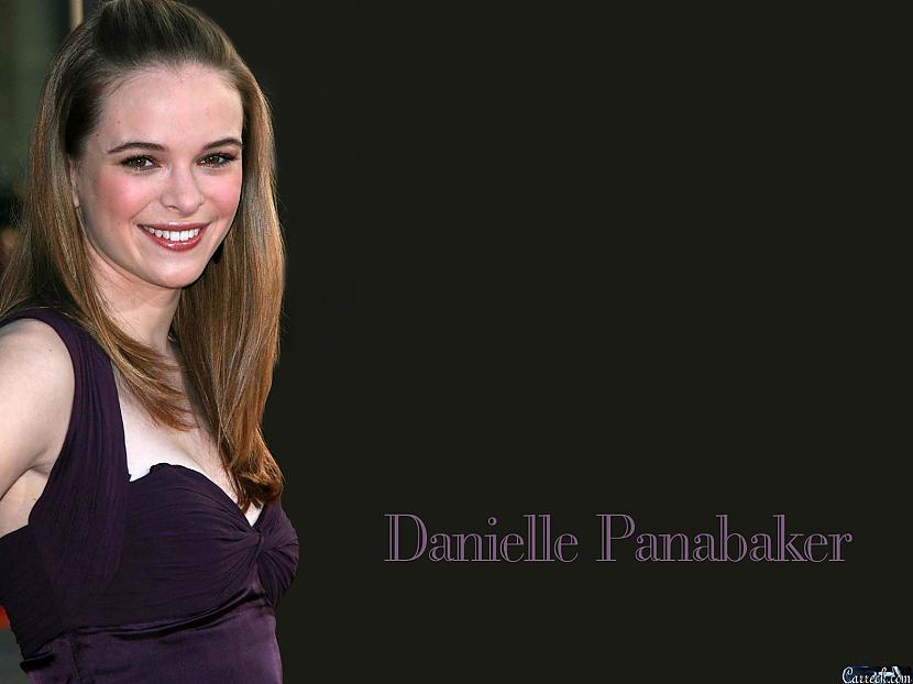 Viņa gāja teatra nometnē Autors: Gufija Danielle Panabaker