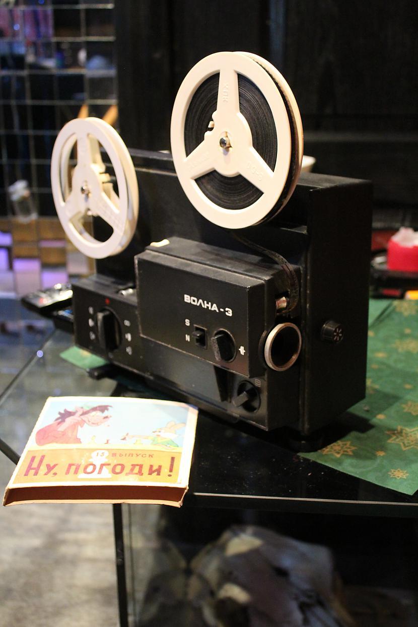 Volna  3 Kīnoprojektors AOMZ Autors: chechens5 Mana projektoru kolekcija