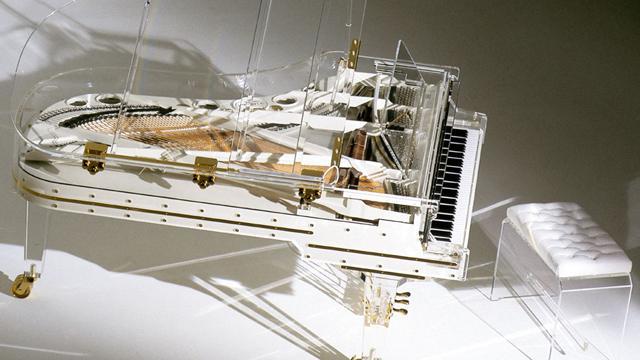 Pasaulē dārgākās klavieres... Autors: greecinieks Pasaulē dārgākais...