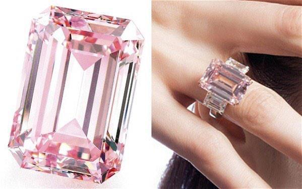 Pasaulē dārgākais gredzens... Autors: greecinieks Pasaulē dārgākais...