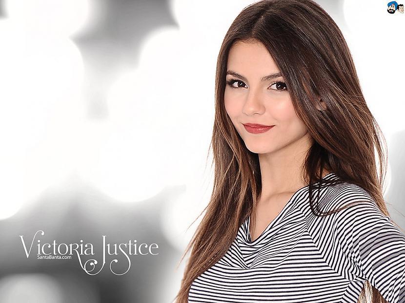 Viņa vislabāk pazīstama ar... Autors: TERLONE Victoria Justice - fakti!