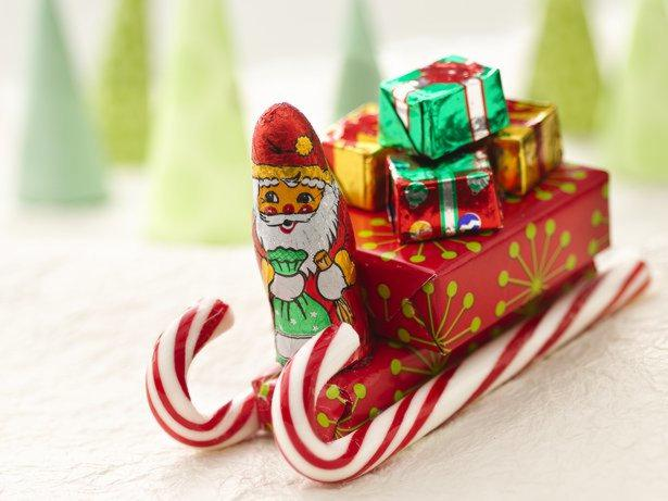 Autors: Ruudza21 Interesanti noformēti saldumi - dāvana svētkos