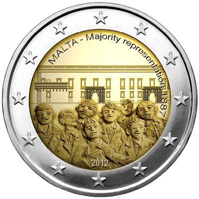 Notikums kuram par godu tika... Autors: KASHPO24 Maltas eiro monētas