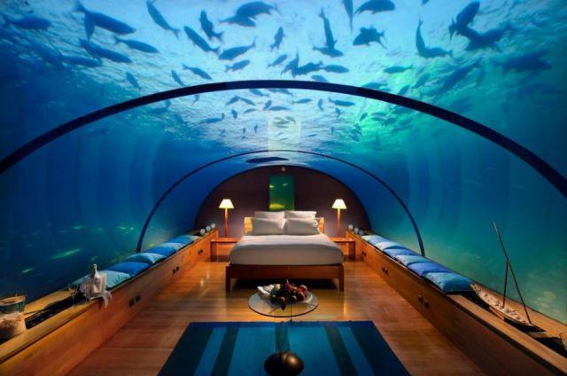 Conrad Rangali Island Resort... Autors: im mad cuz u bad Kur vislabāk pavadīt Valentīndienu?