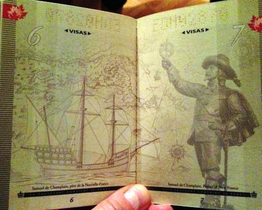 Autors: matilde Kanādiešiem ir STILĪGAS pases.