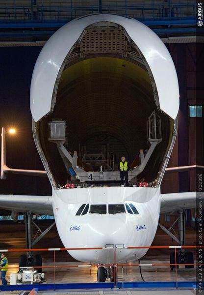 nbsp nbspNeskatoties uz to ka... Autors: Mao Meow Airbus Beluga - lidmašīnu pasaules valis