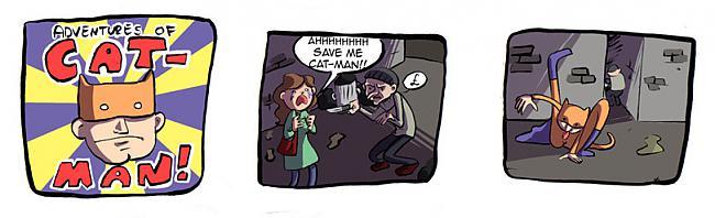 Autors: SCOFIELD Karikatūras par populārajiem (un ne tik ļoti) supervaroņiem 3.