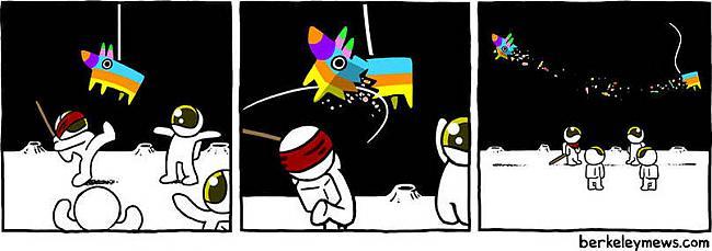 slikta vieta ballītei Autors: kaķūns Nevainīgie komiksi