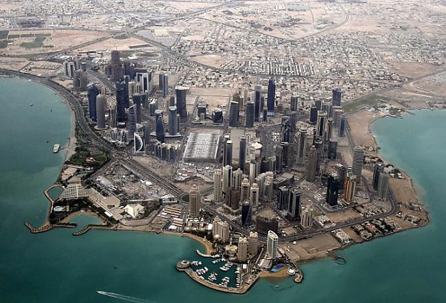 Biznesa rajons Dohā Kataras... Autors: Lords Lanselots Kā pasauli redz putni?