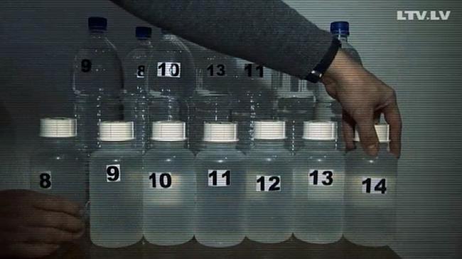 nbsp Autors: Sulīgais Mandarīns Kurš labāks: krāna ūdens vai pudelēs fasētais? EKSPERIMENTS
