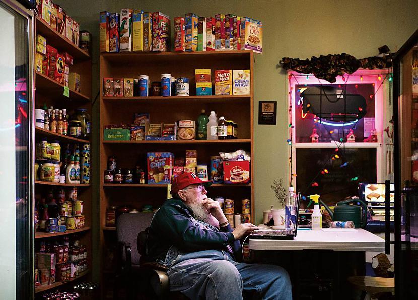 Gerijs Karrs ir Kozy Korner... Autors: BodyBoard Pilsētiņa 200 iedzīvotājiem!