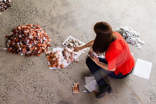 Viņa ir radījusi lielizmēra... Autors: kaķūns Tējmaisiņi rāmī jeb 50 shades of brown