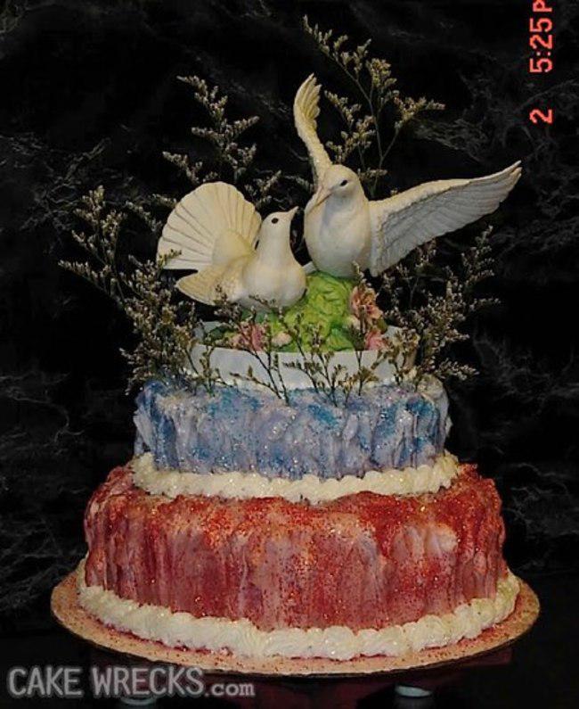 Autors: kaķūns Kāzu kūku katastrofas