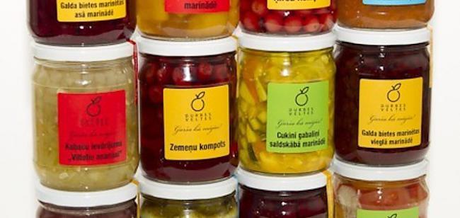 Ievārījumus konservus un... Autors: logout NEliec šos produktus ledusskapī!