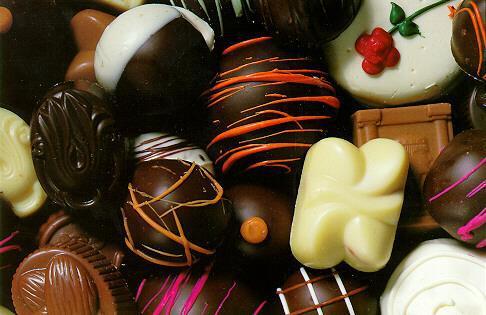Scaronokolādi un konfektes Ja... Autors: logout NEliec šos produktus ledusskapī!