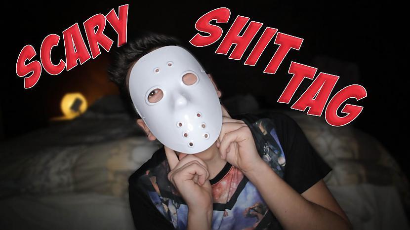 Autors: BizBony Scary shit tag!
