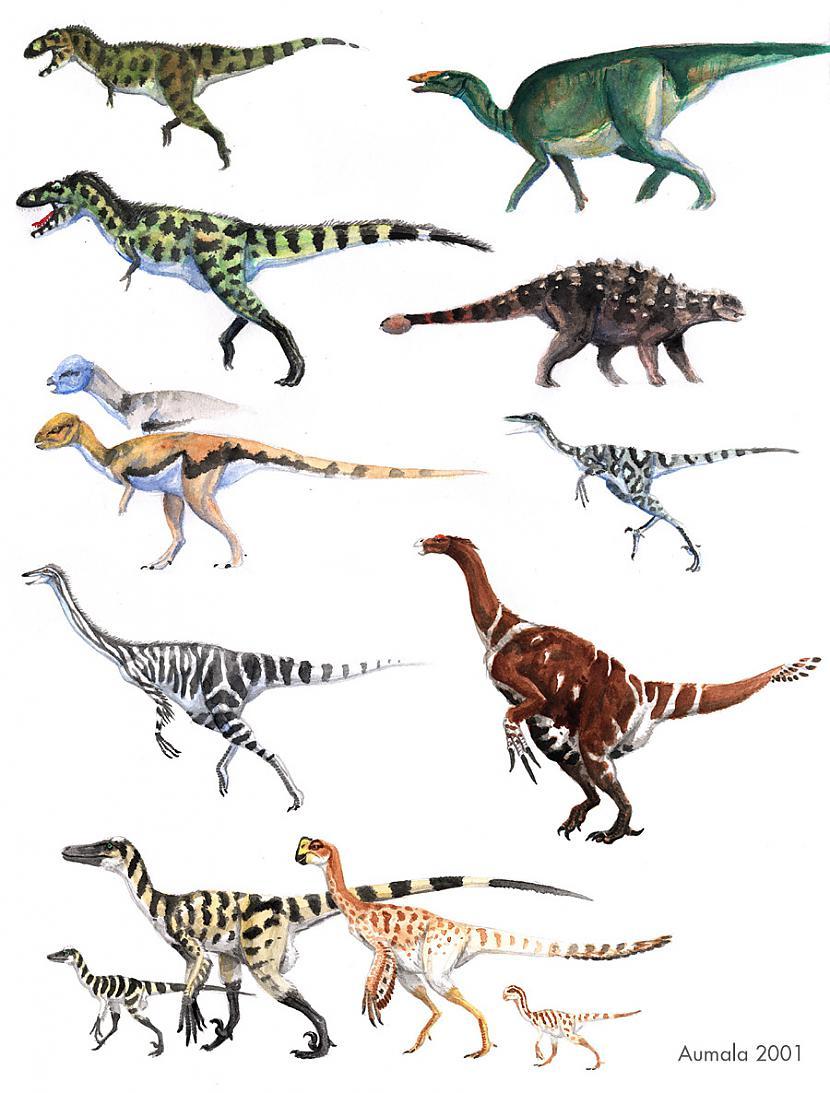 Zinātnieki lēscaron ka... Autors: Kapteinis Cerība Fakti par Dinozauriem 1. daļa.