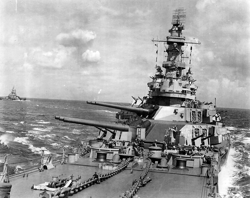 1943 gadā uzbūvētais un... Autors: Kapteinis Cerība Sprādziens un karakuģa