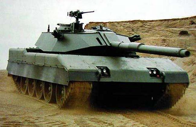 nbsp nbspDarbi pie Jaguar... Autors: Mao Meow Jaguar – ASV un Ķīnas kopīgi uzbūvētais tanks!
