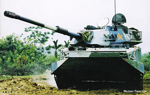 nbsp nbspRunājot par lādiņiem... Autors: Mao Meow Jaguar – ASV un Ķīnas kopīgi uzbūvētais tanks!
