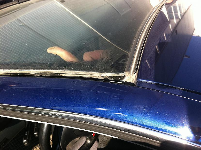 ta izskatas kipa ielimets... Autors: endreiks Audi bez stikla