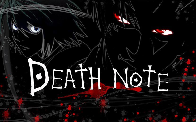 quotDeath NotequotStāsts ir... Autors: TheMix Vieni no labākajiem Anime kurus ir jānoskatās