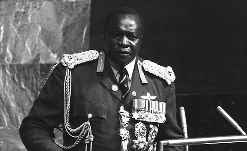 Idi Aminu bija trescaronais... Autors: Kapteinis Cerība Nežēlīgākie diktatori 1. daļa.