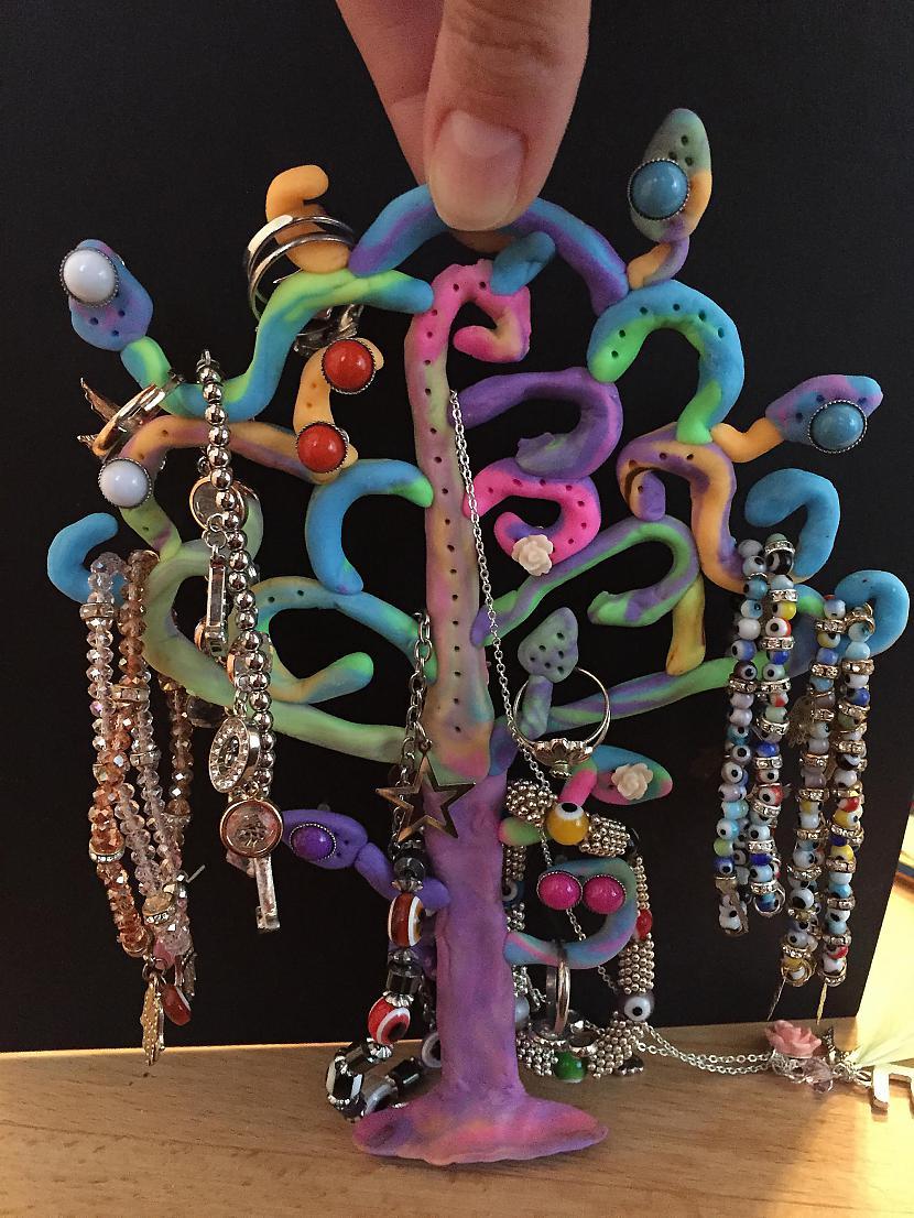 Tagad var koku apkarināt ar... Autors: TheKaķis Rotaslietu koks