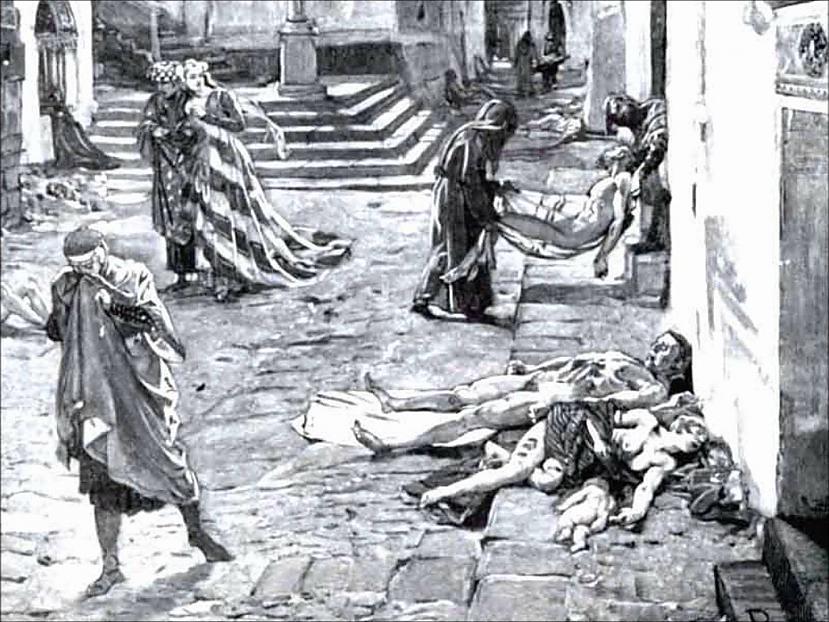 5 Melnā Nāve ko mēdz saukt arī... Autors: WhatDoesTheFoxSay 10 notikumi, kuri gandrīz iznīcināja pasauli